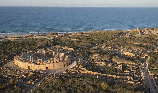 Лептис-Магна. Ливия