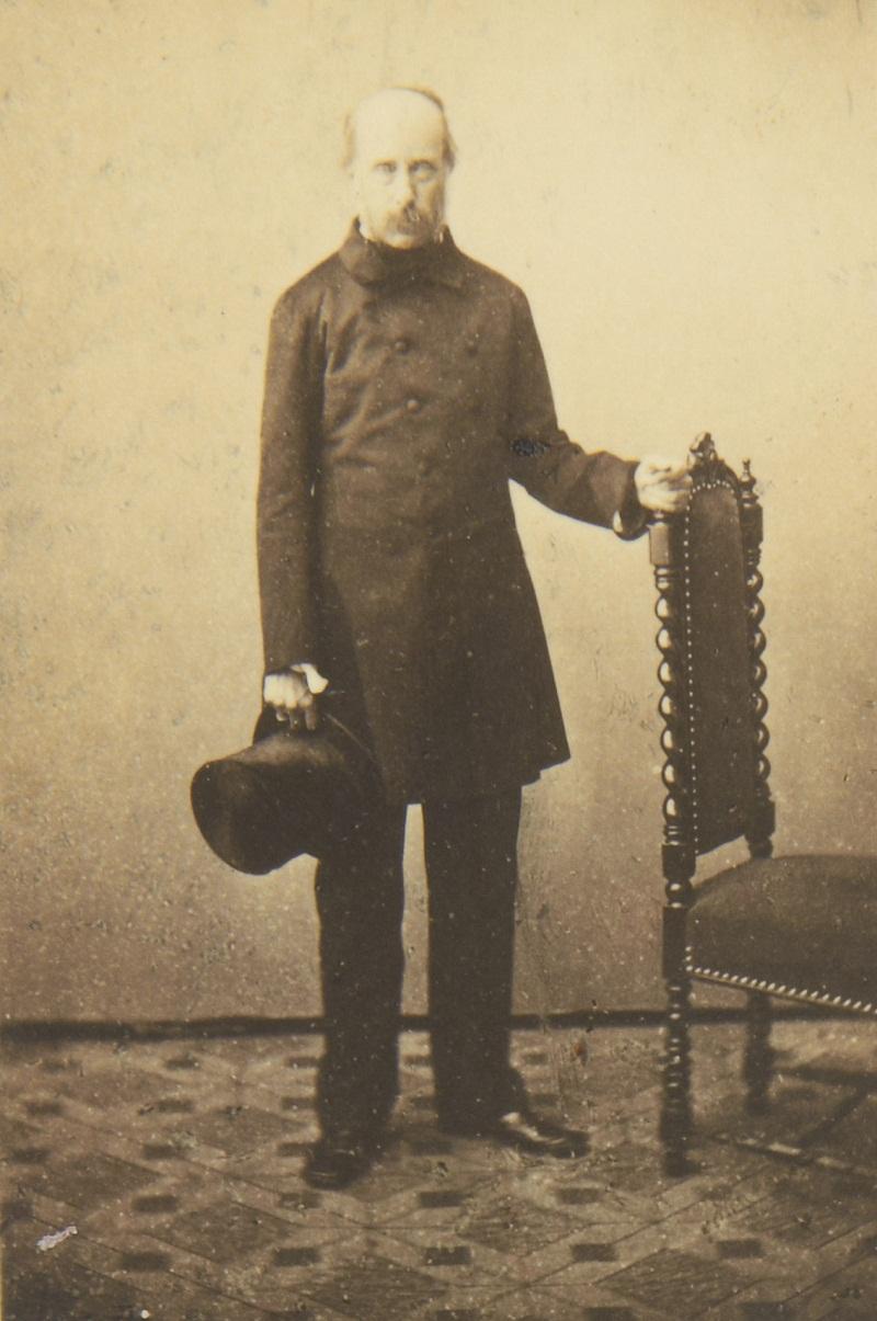 Эрцгерцог Франц Карл (1802-78)  c.1860