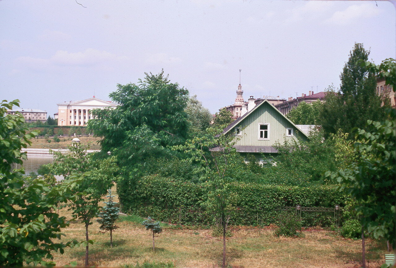 Минск. Дом первого съезда РСДРП