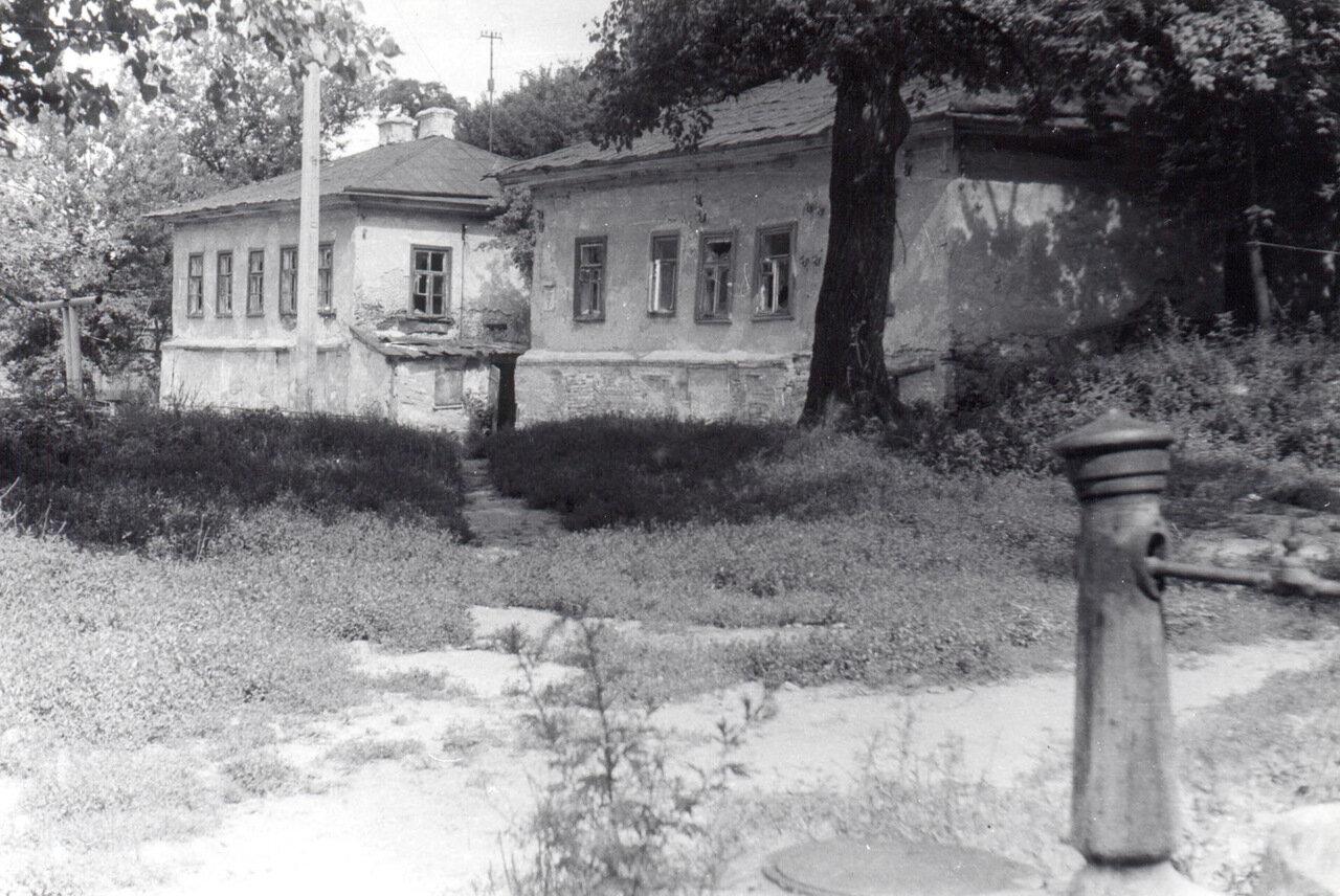 Переулок Ладо Кецховели 1982.