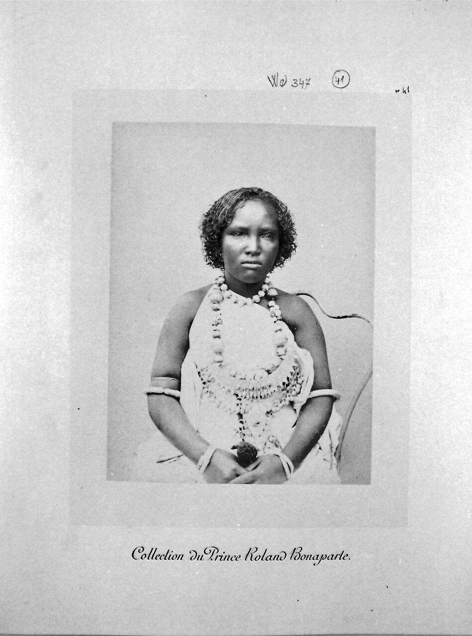 Дахабо Обахли, племя Хабар-аваль, 12 лет.