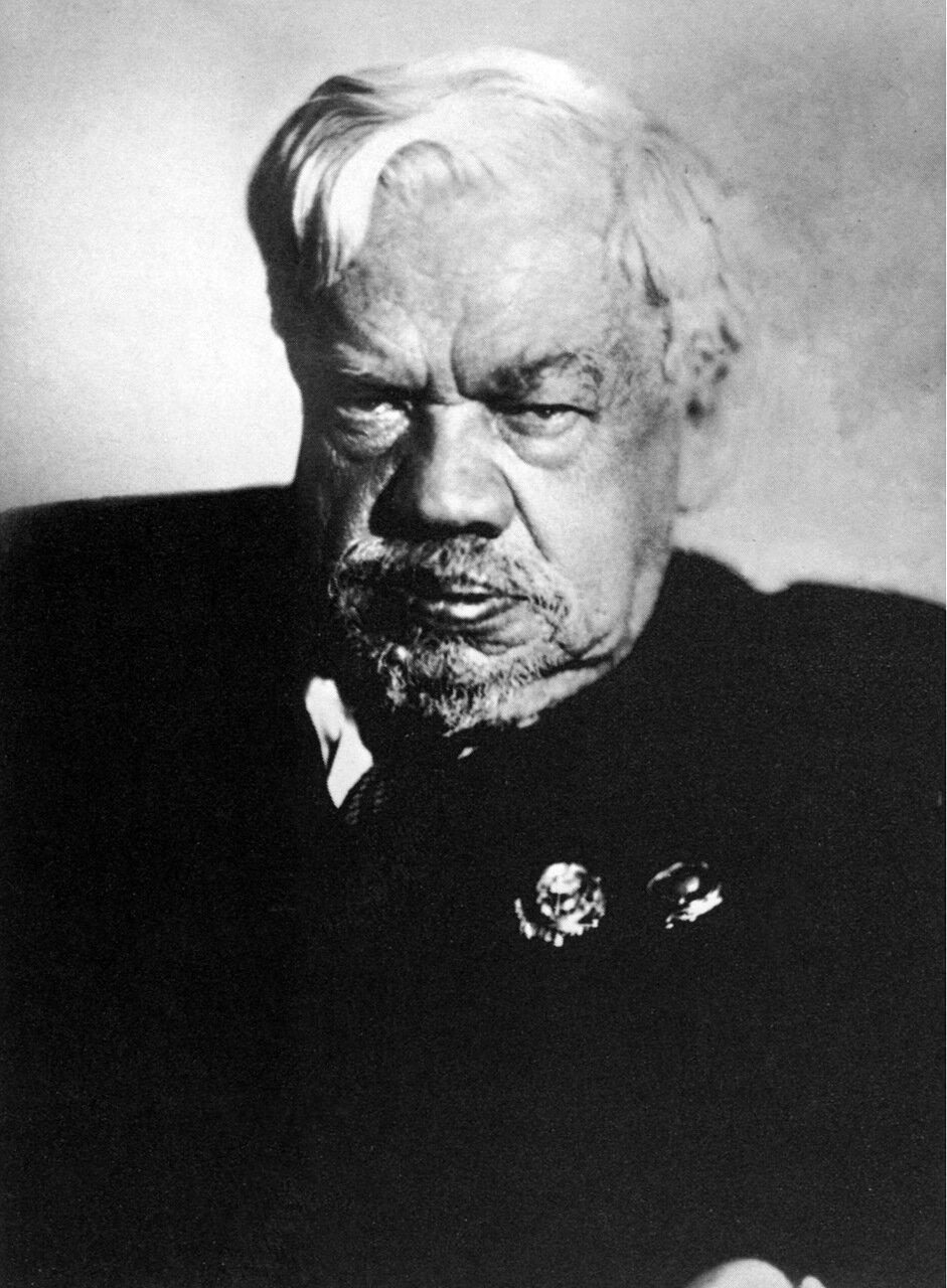 С. А. Чаплыгин. 1935 год