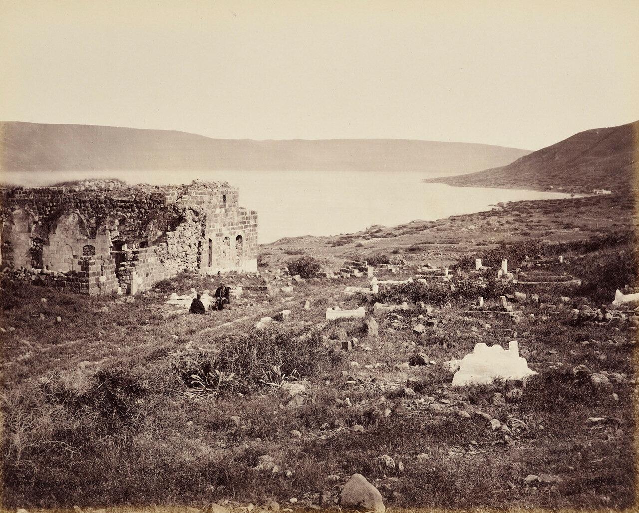 20 апреля 1862. Кинерет, Тверия