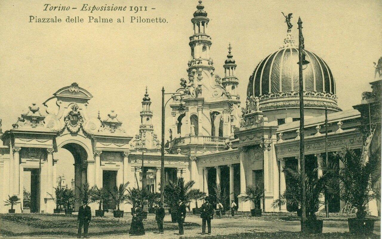 Площадь делле Пальме