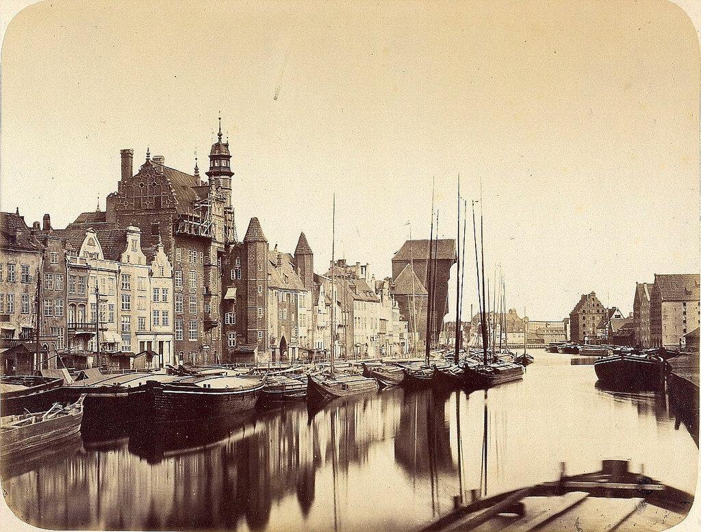 Данциг. 1865
