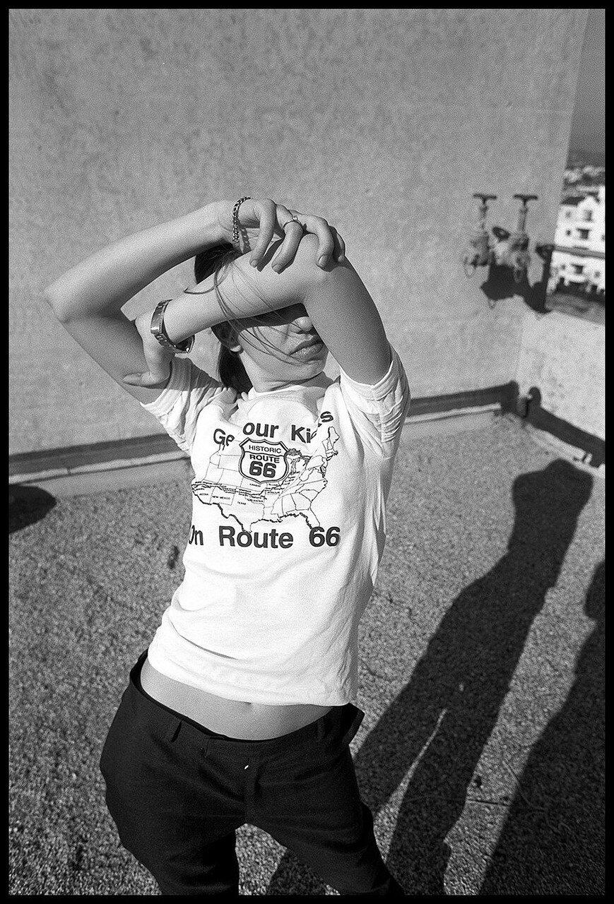1993. София Коппола