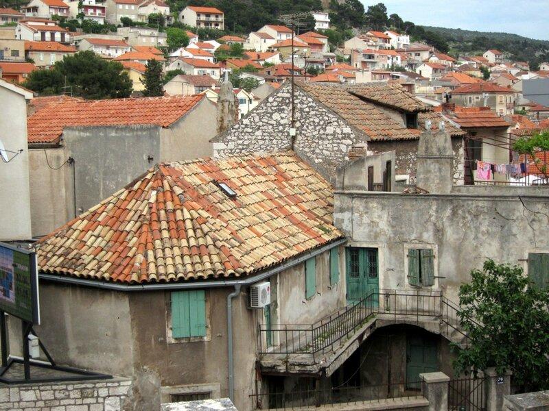 Парусная регата в Хорватии