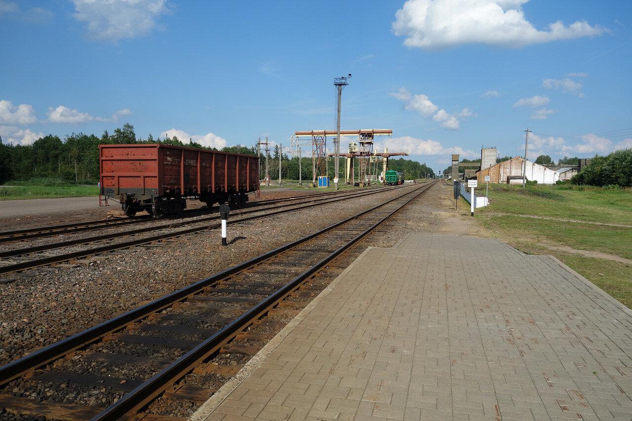 станция ЖД