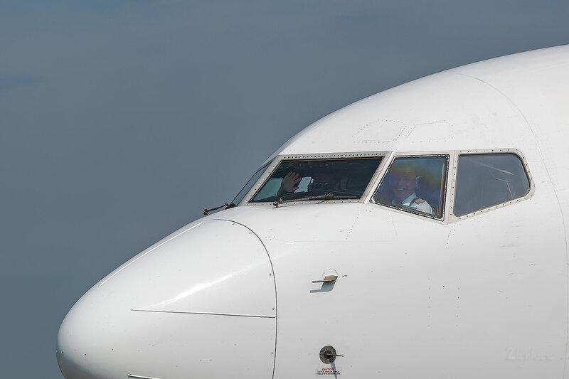 Boeing 737-85P (EI-RUF) Трансаэро D801490