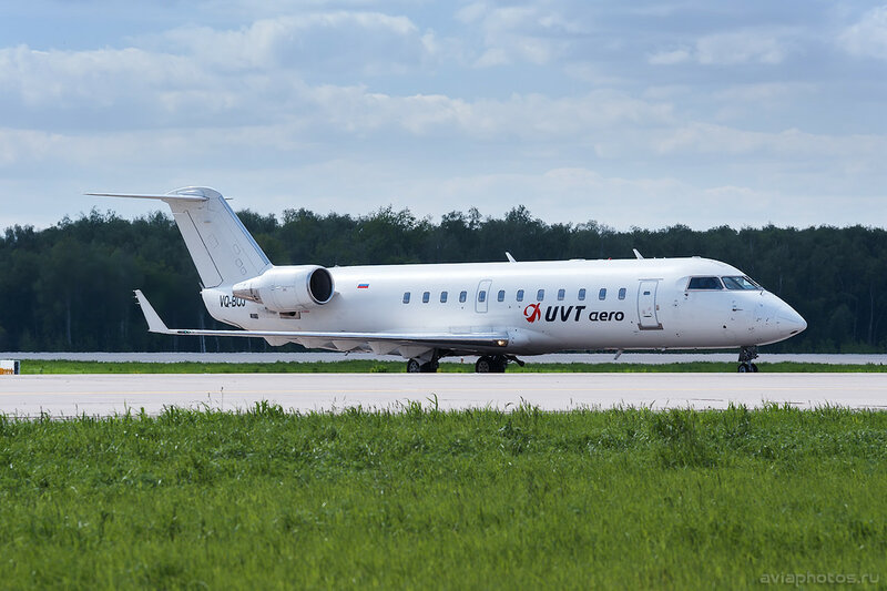Bombardier CRJ-200ER (VQ-BOJ) UVT Aero 158_D701845