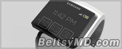 В начале сентября Samsung представит «умные часы»