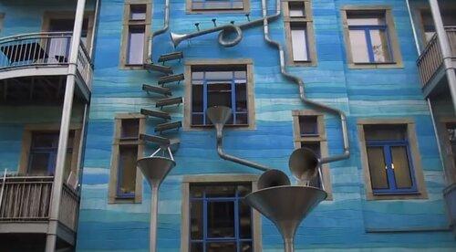 Музыкальный дом в Дрездене