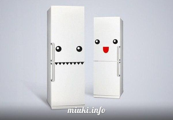 Необычные японские холодильники