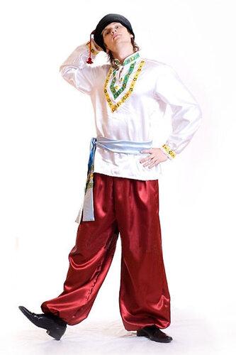 Мужской карнавальный костюм Украинец