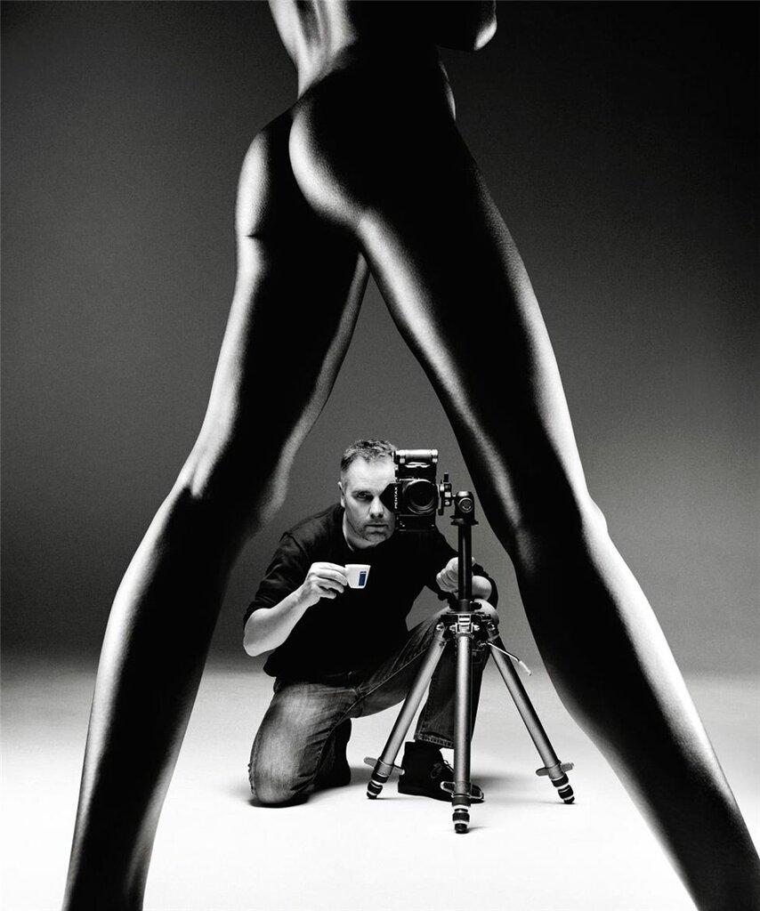 Знаменитые фотографы ню