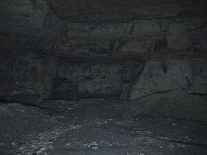 Фонарь Fenix HL30 NW (нейтрально-белый свет) в турбо режиме светит так