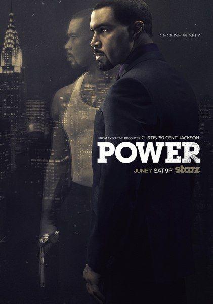 Власть в ночном городе / Power (1 сезон/2014/HDTVRip)