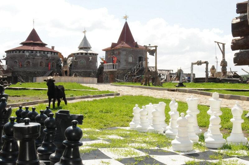 Гигантские шахматы (20.06.2013)