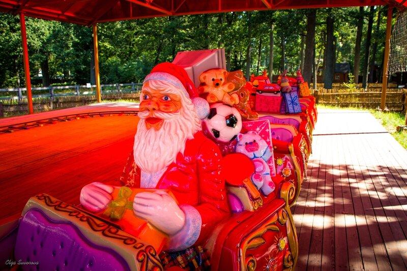 Поместье белорусского Деда Мороза 5