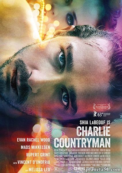Влюбиться до смерти / The Necessary Death of Charlie Countryman (2013/WEB-DL/WEBDLRip)