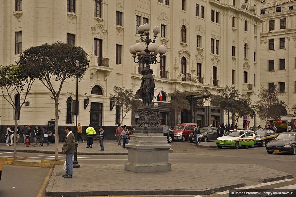 0 160cf2 db3ca700 orig Пасмурный мегаполис Лима   столица Перу