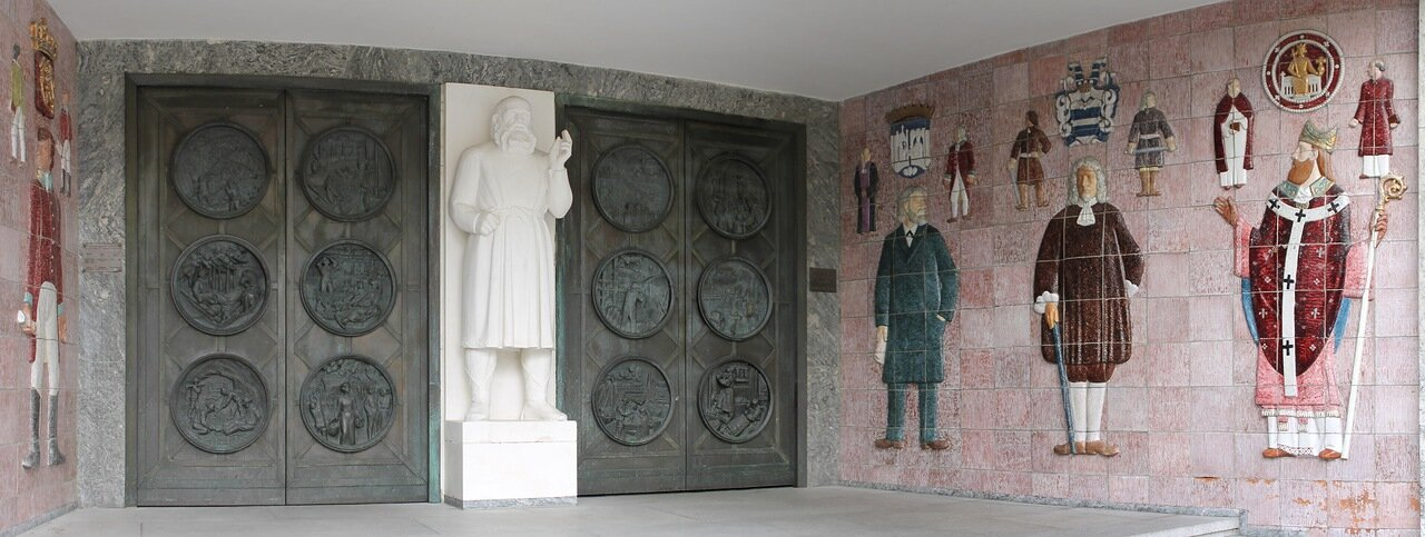 Тронхейм, Здание суда