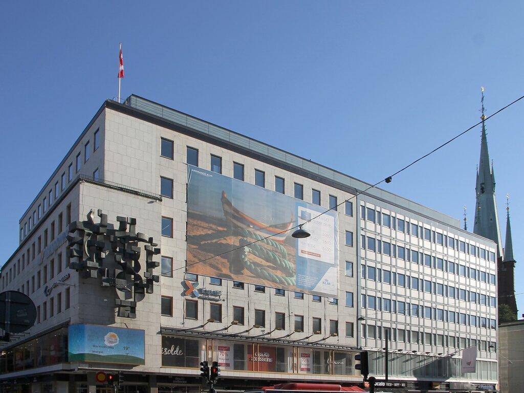 Площадь Сергельсторг.  Стокгольм, Stockholm, Sergelstorg. Sergel's Square