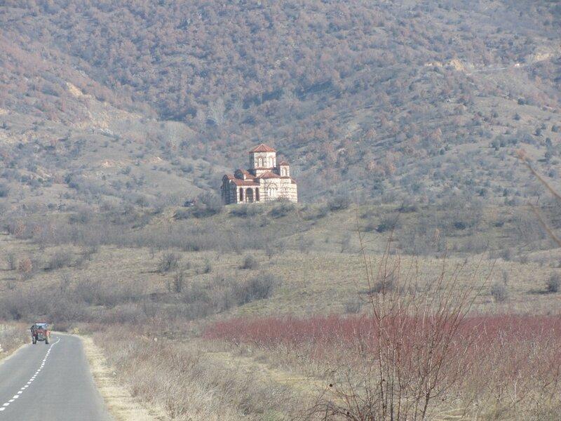 Хамзали, Македония