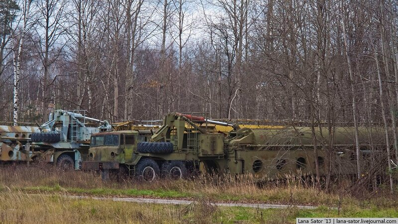 фото заброшенные военные объекты