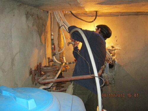 Трубопроводная гидра опутала Вадика