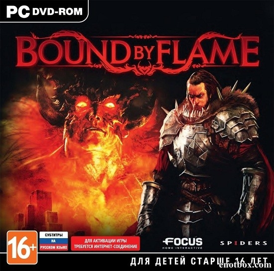 Bound by Flame (2014/RUS/ENG/MULTI8/Full/Repack)