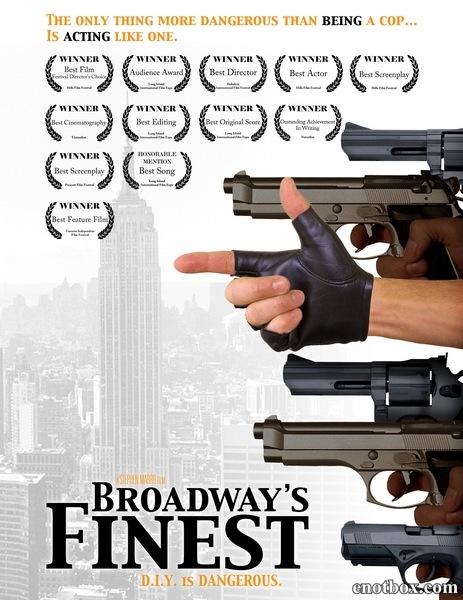 Лучший на Бродвее / Broadway's Finest (2012/WEB-DL/WEB-DLRip)