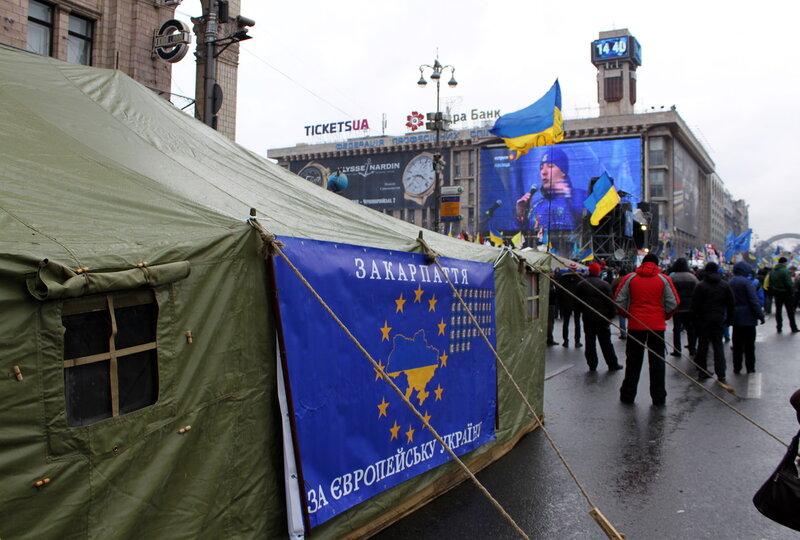 Закарпатье за европейскую Украину
