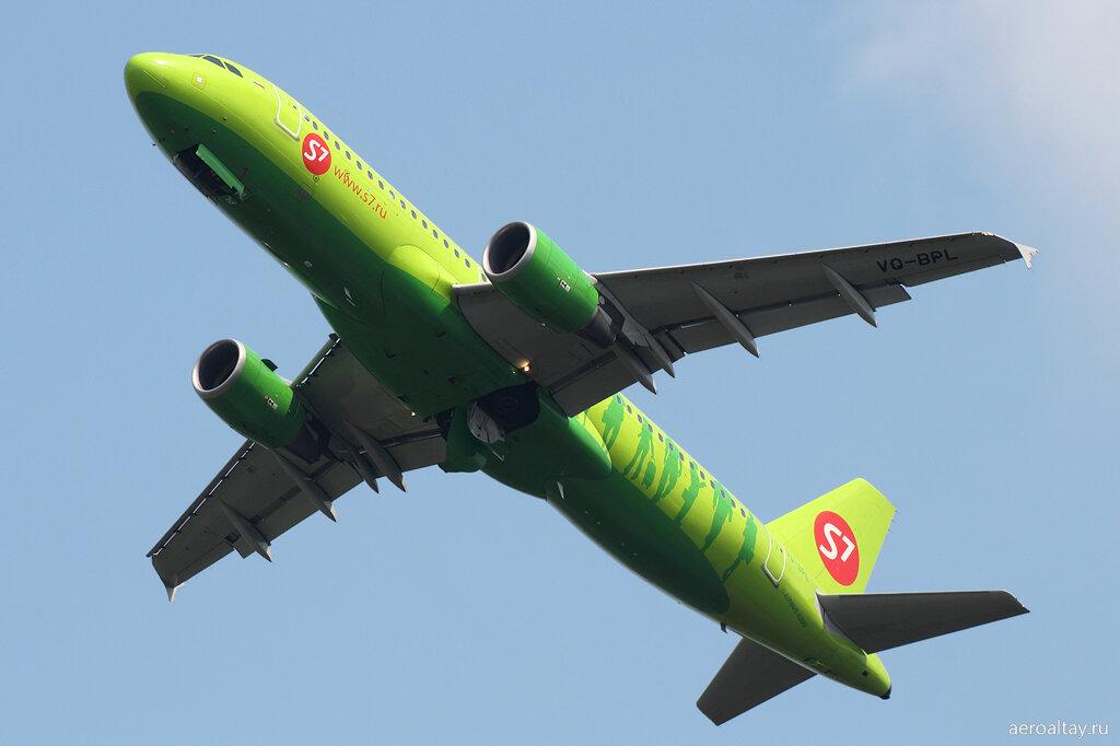 Рейс в Новосибирск взлетает с запасного аэропорта в Барнауле