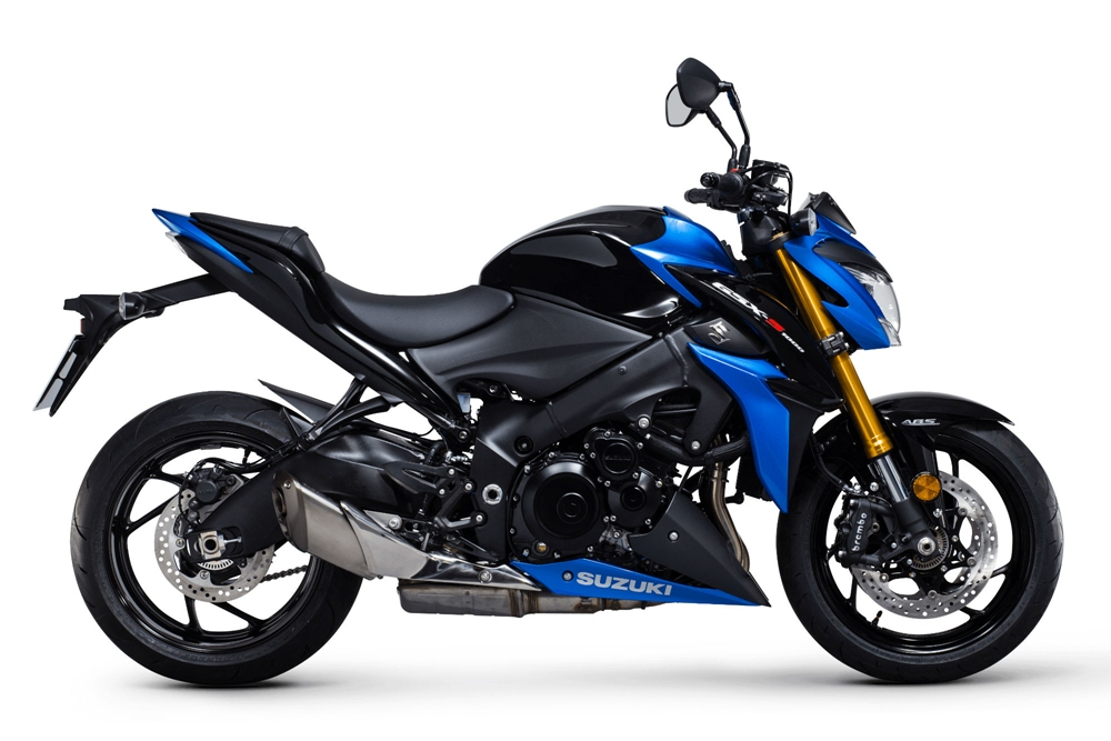 Мотоциклы  Suzuki GSX-S1000 / GSX-S1000F 2017: проскальзывающее сцепление + больше мощности