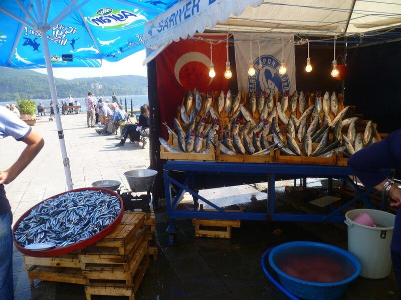 Стамбул – рыба (Istanbul – fish).
