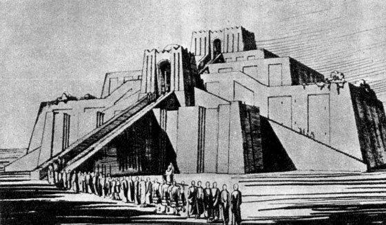 Храм Уитцилопочтли