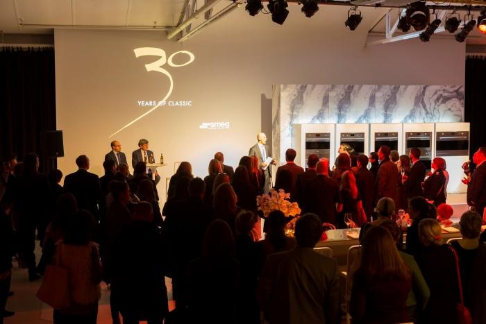 SMEG CLASSIC 30 years celebrates - SHOW