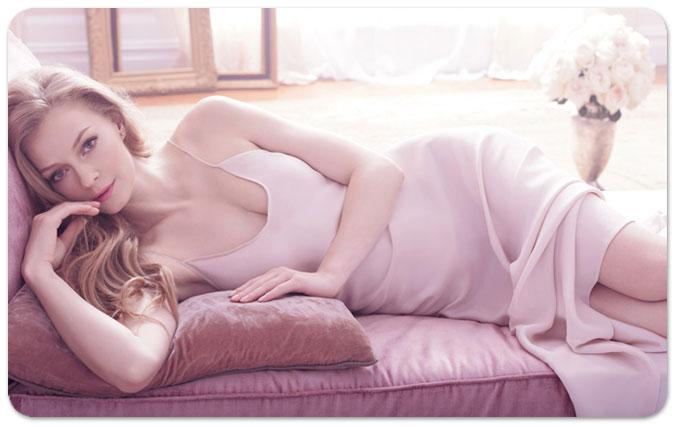 Светлана Ходченкова в рекламе духов Avon Sensuelle Perfume / 2012 год