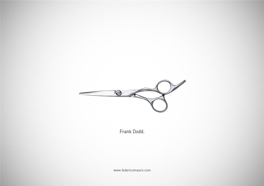 Знаменитые клинки, ножи и тесаки культовых персонажей / Famous Blades by Federico Mauro - Frank Dodd