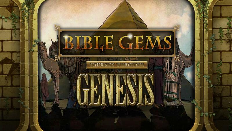 Bible Gems: Journey Through Genesis