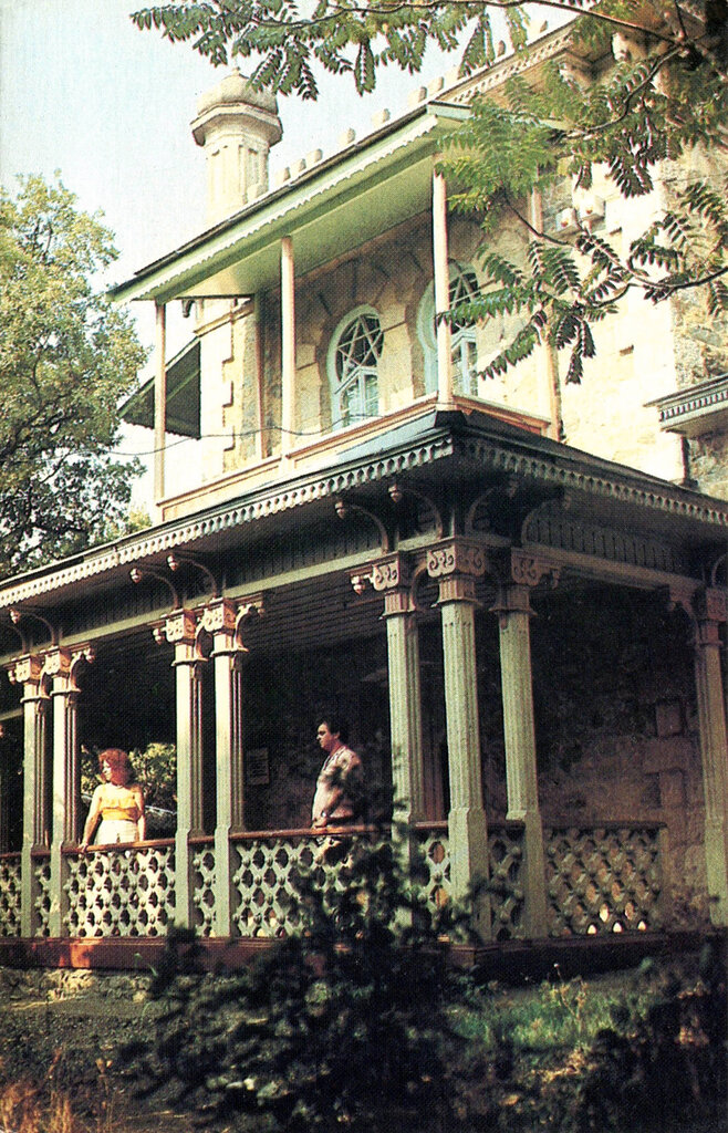 Как было раньше: фотографии Алушты в 1989 году фото 3