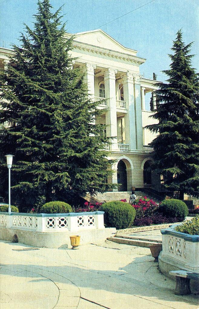 Как было раньше: фотографии Алушты в 1989 году фото 5