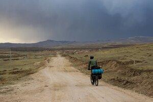 Велопоход по Внутренней Монголии