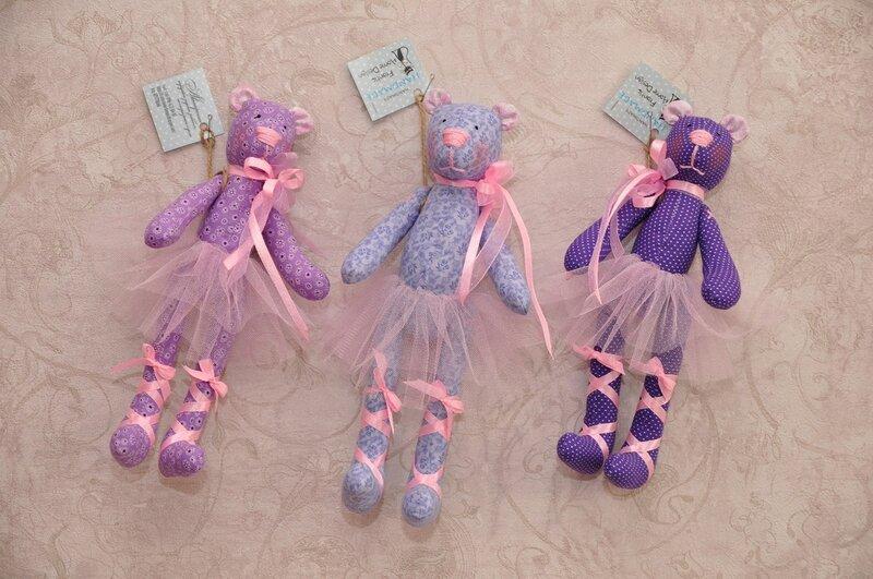 игрушка балерина