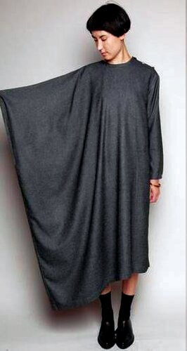Платье балахон своими руками