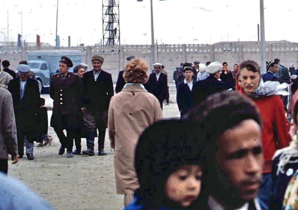 1966 to the Colliseum