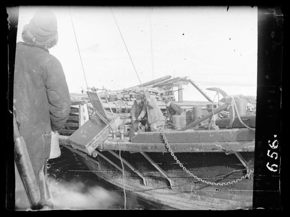 1927. Енисей