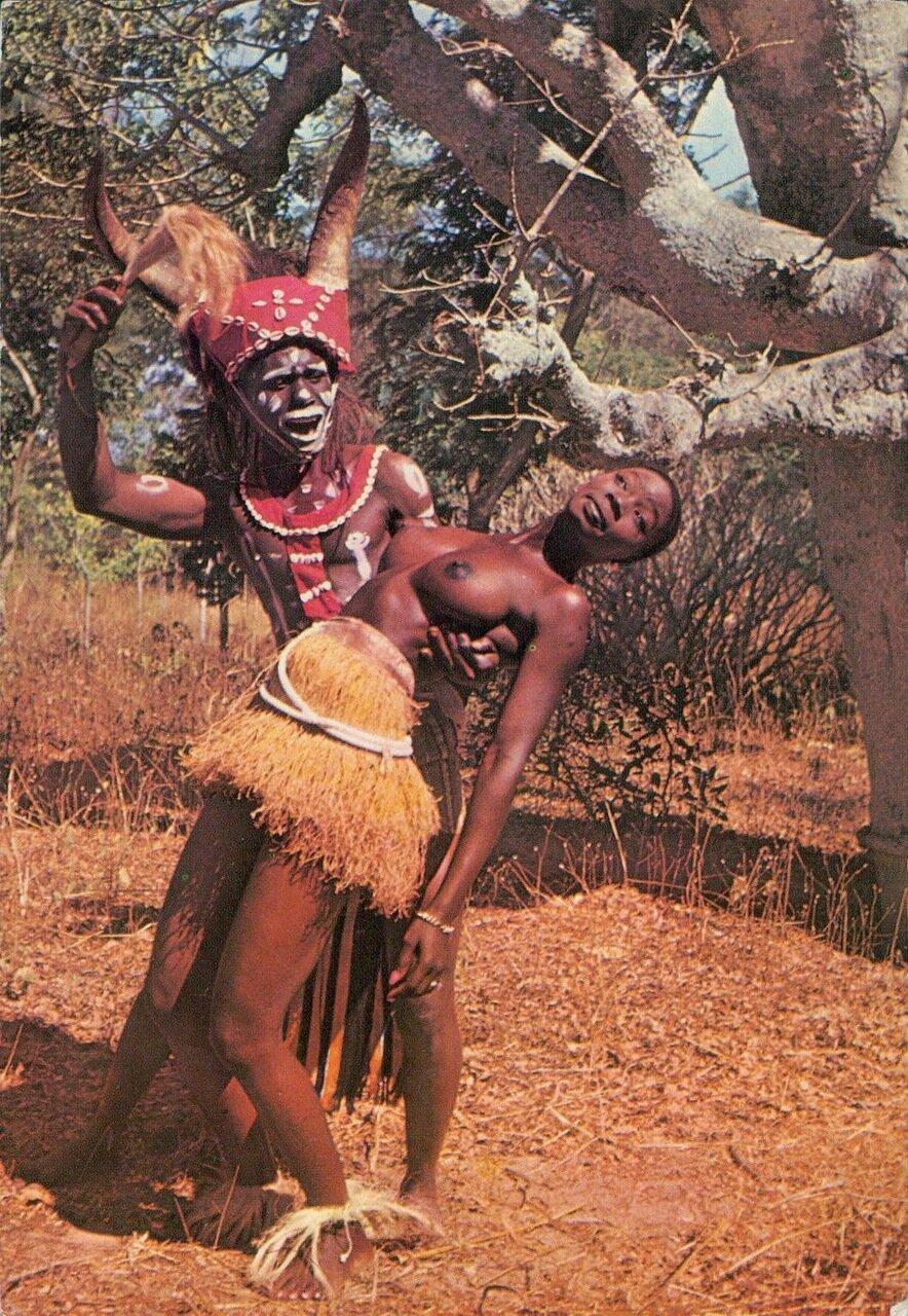 1960. Танец колдуна