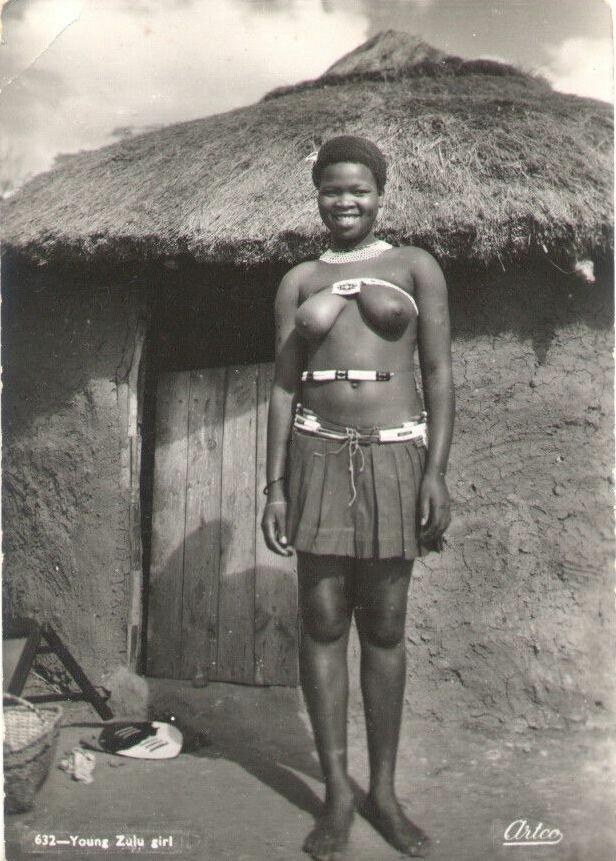 1960-е. Зулуска